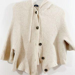 Splendid women's wool beige sweater